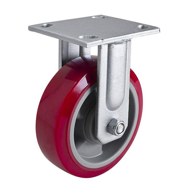 易得力重型6英寸420kg定向高强度聚氨酯(TPU)亚博体育苹果下载70106-706-86
