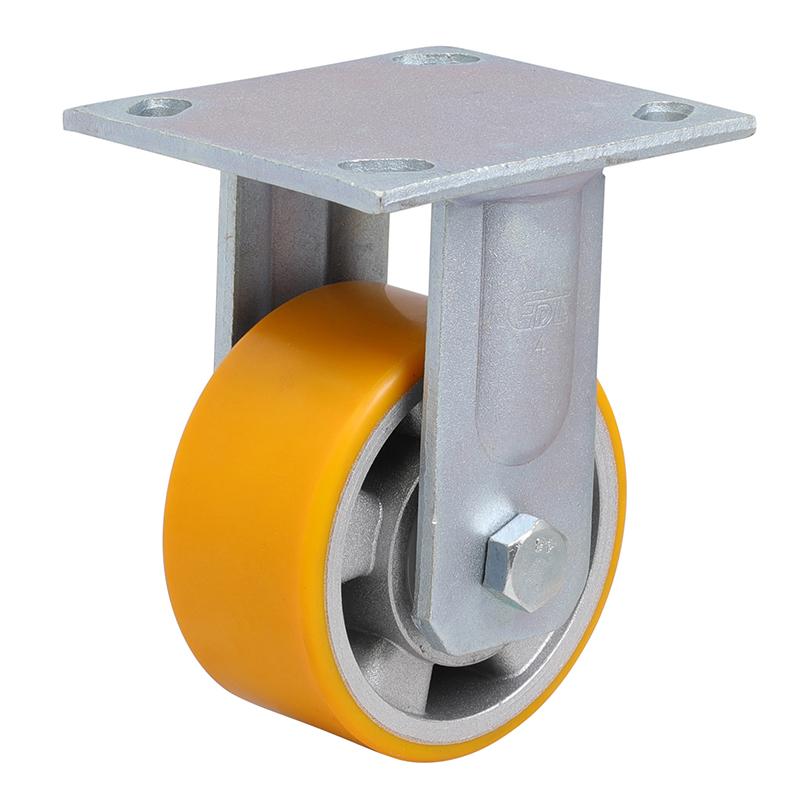 易得轮重型4英寸380kg定向高强度聚氨酯铝芯(TPU)亚博体育苹果下载70104-704-86A
