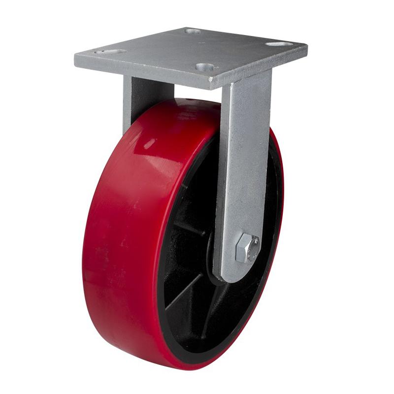 易得力重磅型10英寸1500kg定向高强度聚氨酯(TPU)亚博体育苹果下载931010-9310-86T