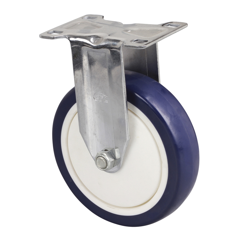 易得力中型5英寸130Kg定向高强度聚氨酯TPU亚博体育苹果下载57205-575-87