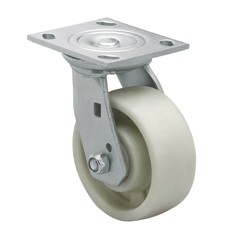 EDL Hi-steam heavy duty 5'' 300Kg Plate Swivel HP Caster W70115-W705-26