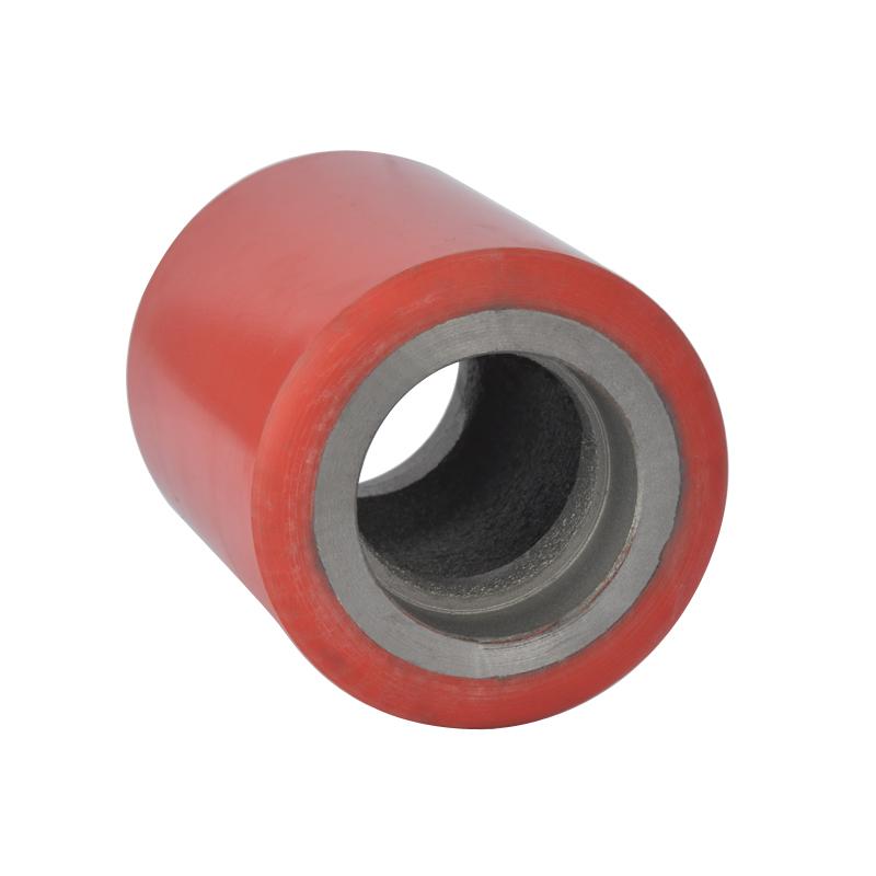 易得力叉车轮高强度聚氨酯TPU轮 RT80/90